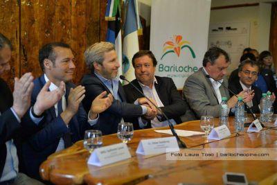 Rogelio Frigerio canceló su llegada a Bariloche