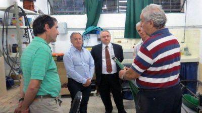 Presentaron el proyecto de turbinas para el puente Paraná-Santa Fe