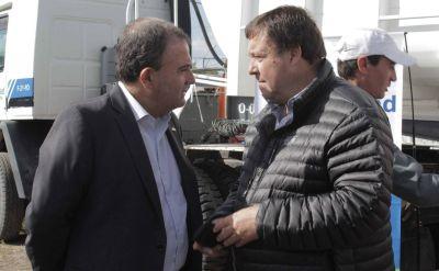 Weretilneck cerró la puerta a una alianza con Odarda