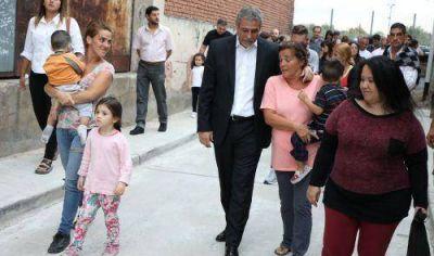 Ferraresi inauguró la primera etapa del Edificio Municipal