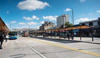 Se inauguró el Centro de Trasbordo de Chacarita