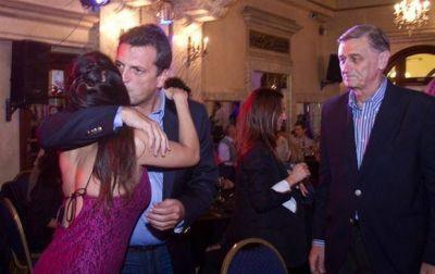 Donda les hizo un guiño electoral a Massa y a Stolbizer