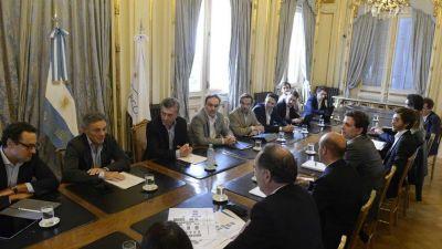 Macri pidió mayor presión a las provincias para que bajen el déficit