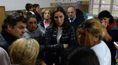 Vidal visitó a inundados y resaltó la ayuda de Provincia al municipio