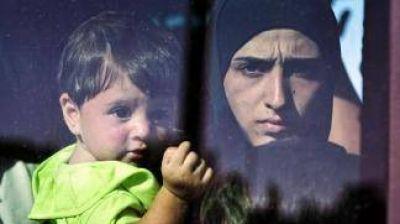 La Iglesia destaca la tarea de San Luis en favor de los refugiados sirios