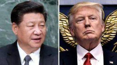 Xi Jinping habló por teléfono con Trump sobre Corea del Norte y Siria