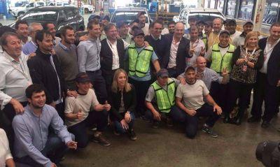 El peronismo que apoya a Randazzo muestra más dirigentes del interior bonaerense