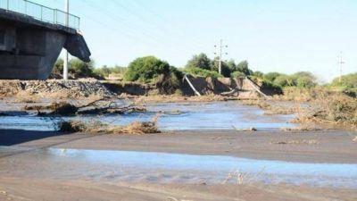 Obras Públicas responzabilizó a la Nación por la falta de inversiones