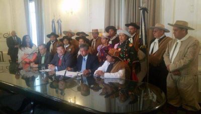 Afianzan lazos con Bolivia