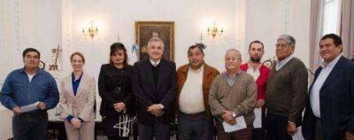 LEY DE BOSQUES: ENTREGA DE FONDOS A PRODUCTORES BENEFICIARIOS