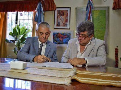 Firman acta compromiso para el relevamiento territorial de comunidades indígenas en la provincia