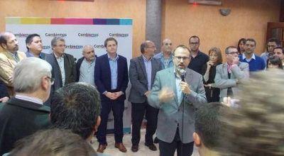 Con Valenzuela y Alex Campbell, Cambiemos lanzó su Mesa de Tres de Febrero