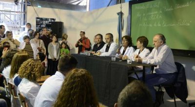Tras los paros, la Provincia subió a 24,5% la oferta a UEPC