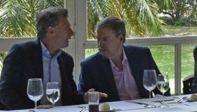 Schiaretti le pidió a Macri tender la red de fibra óptica con los gasoductos