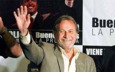 Despiden los restos del dirigente Alberto Balestrini en La Matanza