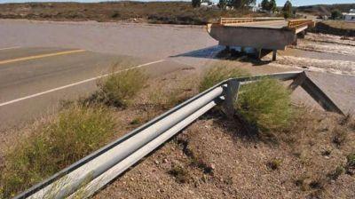 El lunes se firmará la obra del puente de Arroyo Verde