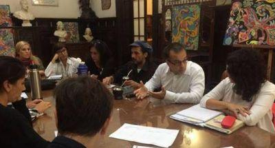 Reunión por la situación del IRAR en el Concejo