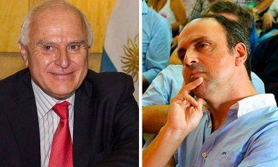 """José Corral: """"Con Lifschitz hablamos más de gestión que de política"""""""