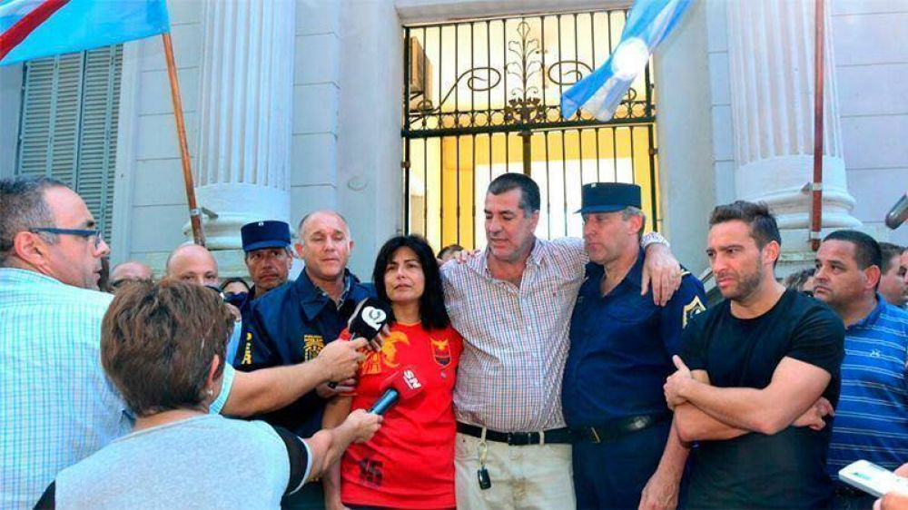 El padre de Micaela ratificó su agradecimiento al ministro Urribarri y a la Policía de Entre Ríos