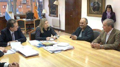 Fuerte respaldo crediticio del BTF al transporte público de Río Grande