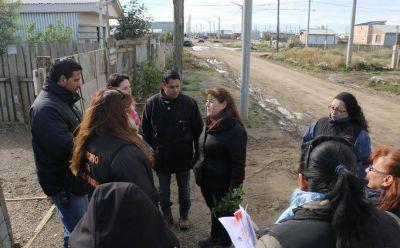 Desde el municipio brindaron información sobre el avance de diferentes obras