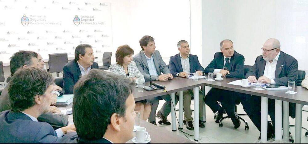 Formosa representada en la mesa contra el comercio ilegal y crimen organizado