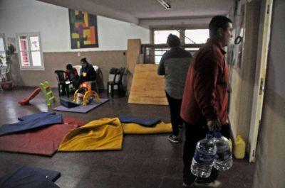 Abren cinco servicios sociales para los afectados por el temporal