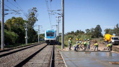 Una nueva promesa: el Gobierno dice que el tren llegará a La Plata en julio