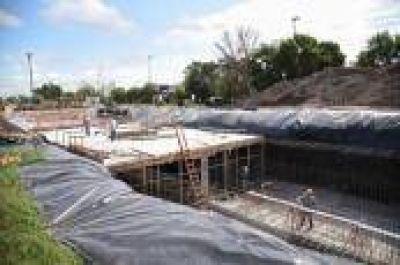 La Plata: Por los avances en las obras hidráulicas, el municipio advierte sobre cortes de tránsito