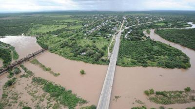 Quieren traer a expertos de Holanda para que elaboren un plan para evitar inundaciones