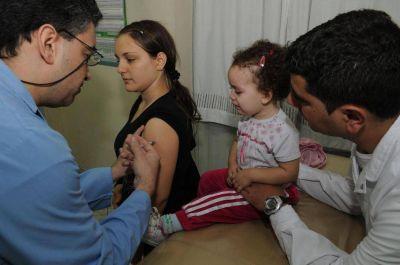 Ya se colocaron más de 21.000 dosis de la vacuna antigripal