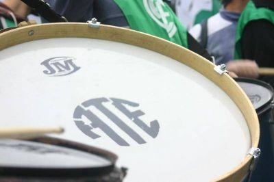 ATE realizará el lunes reunión de delegados de cara al paro nacional del 19 de abril