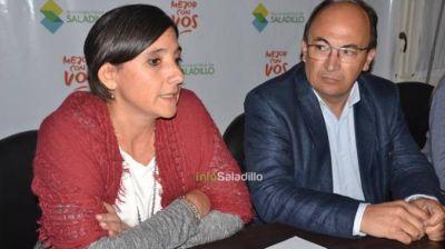 Salomón realizó gestiones para el área de Educación en La Plata