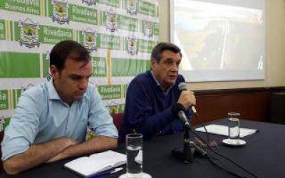 Crisis hídrica: Diputado e intendentes de Cambiemos contra Hidráulica provincial por realizar cortes de ruta sin consultar