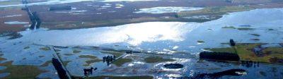 Se agrava la crisis en el noroeste bonaerense: 2.000 evacuados y fuertes cruces entre intendentes