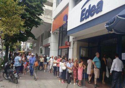 Solicitan al OCEBA que actúe frente a los incumplimientos de EDEA