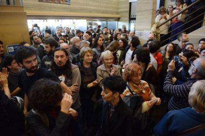 Enérgica asamblea del mundo audiovisual contra un plan de vaciamiento