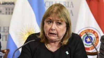 La Cancillería lamentó las muertes en Venezuela y pidió renovar el diálogo en ese país