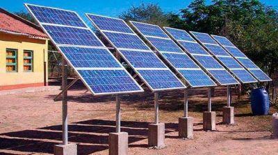 Más de 14 mil pobladores del Impenetrable tienen servicio de energía eléctrica fotovoltaica