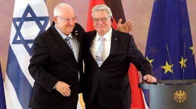 Por primera vez un funcionario alemán asistirá a Israel a la conmemoración del Holocausto