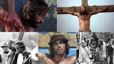 Cinco películas que recrearon la muerte de Jesucristo