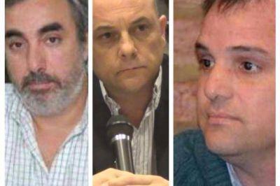 Tres intendentes de Cambiemos denunciaron a la Dirección de Hidráulica por los desvíos de agua en Villegas