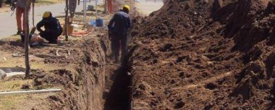 ABSA repara una rotura en Villa Castells