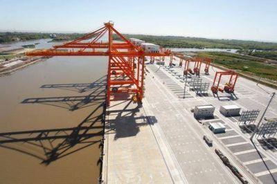 En la terminal del Puerto La Plata no hay señales de reactivación