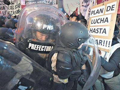 Cuando protestar se convierte en un delito