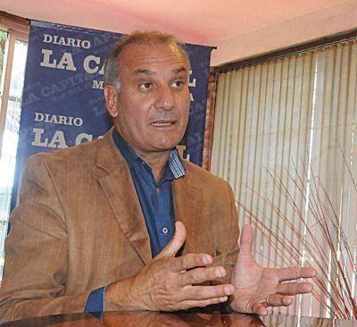 """Blanco: """"La llegada del SAME cambia la salud de Mar del Plata"""""""