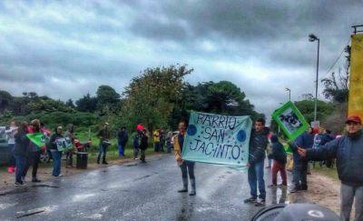 """""""Arroyo en campaña pedía obras para el barrio pero ahora que es Intendente se olvidó"""""""