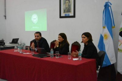 JUJUY CRECE EN SEGURIDAD IMPLEMENTANDO EL SISTEMA FEDERAL DE COMUNICACIONES POLICIALES