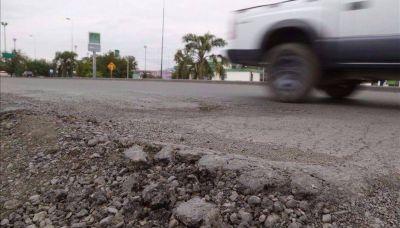 Destinarán $1.111 millones para calles de Salta en 2017