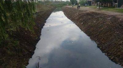 Trabajos de mantenimiento hidráulico en Tigre